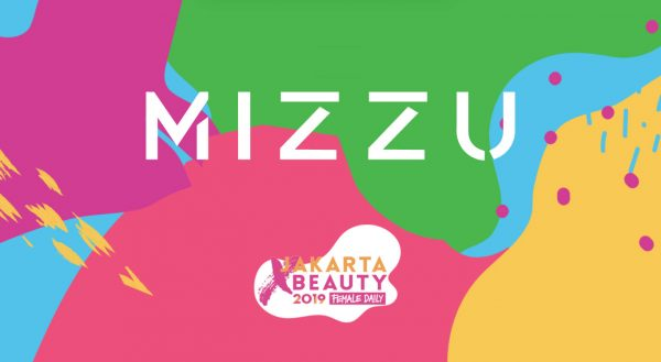 Kemeriahan Mizzu di Jakarta x Beauty 2019
